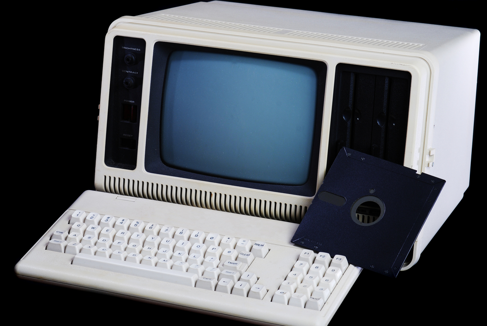 The History and Evolution of Computer Storage Space