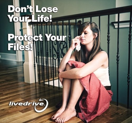 protect your files with livedrive