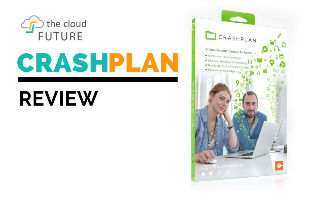 CrashPlan Review: A Review Of The Features Of CrashPlan For 2018