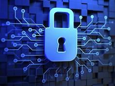padlock digital security