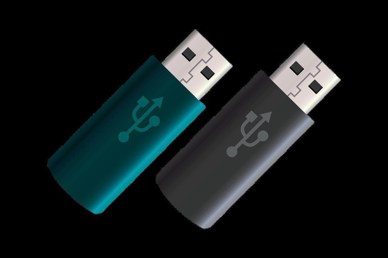 flash drive stick- how to fix corrupt video files