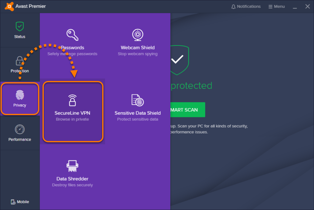 What is Avast SecureLine and why did I suddenly …
