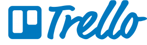 trello blue logo