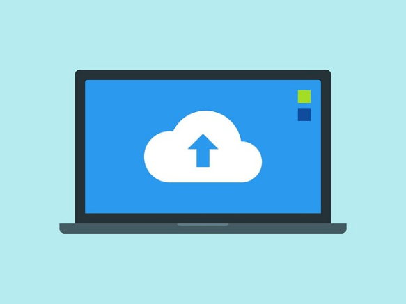 laptop cloud storage